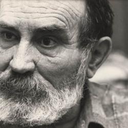 Enrique Cerdán Tato (1930-2013), combativo periodista, fue cronista de Alicante durante décadas.