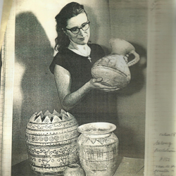 Solveig Nordström cumple 92 años
