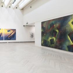 inauguracion exposicion imagen fantastica en el kubo.