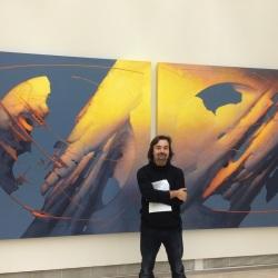 Carlos Arenas y La Imagen fantástica
