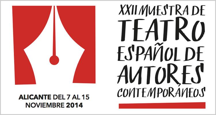 muestra-teatro-espanol-autores-contemporaneos-2014