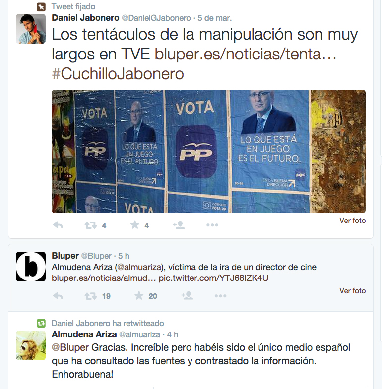 Almudena_Ariza_felicita_Articulo_Falsedades