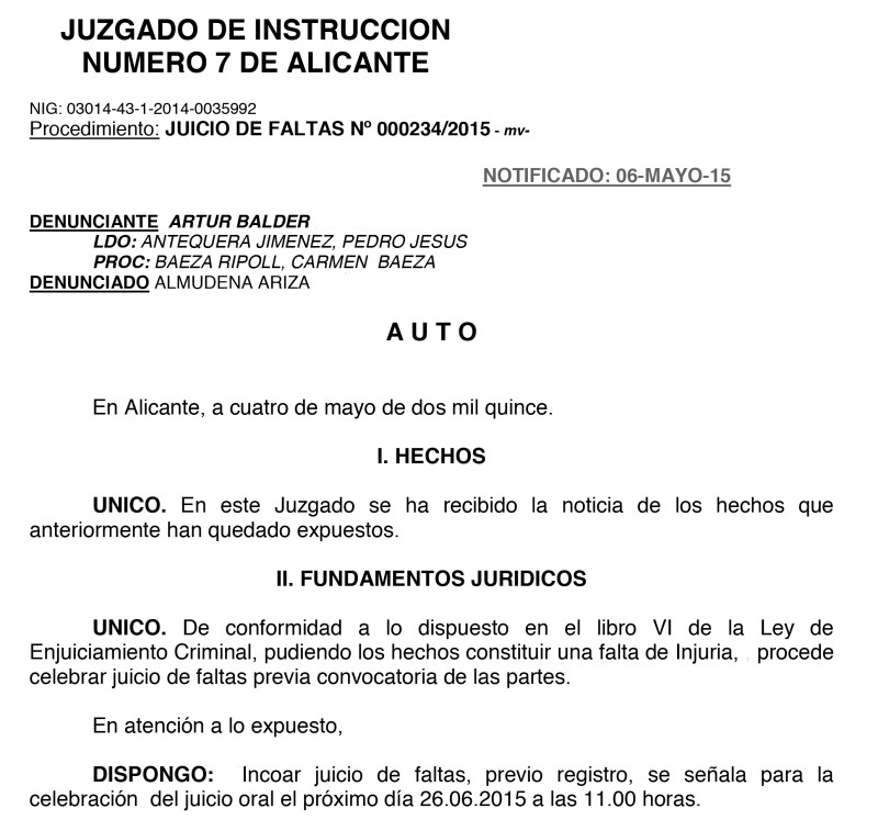 Cita_26_Junio_2015_Penal_Almudena-_Ariza_Injurias_B