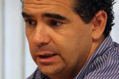 Iniesta, CEO de la constructora Santa Ana Corporación