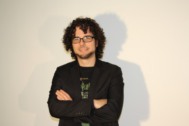 Daniel Simón Pla, actual Concejal de Cultura en el Ayuntamiento de Alicante.